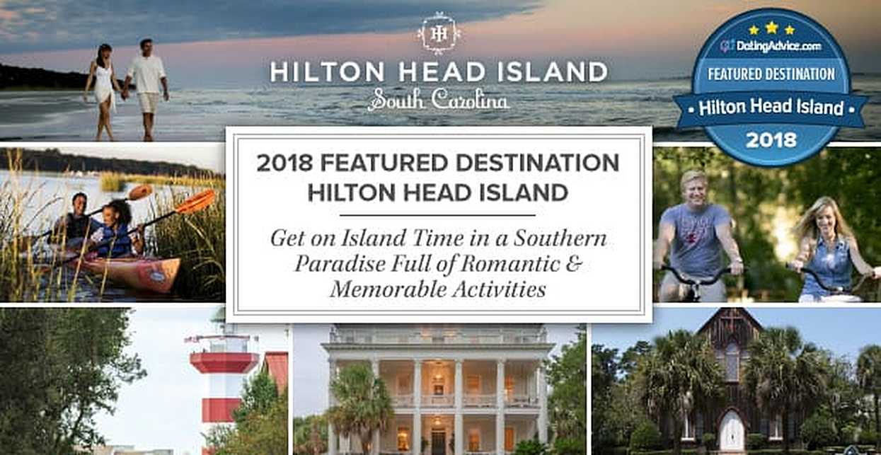2018 Featured Destination Hilton Head Island — Get on Island Time in a Southern Paradise Full of Romantic & Memorable Activities