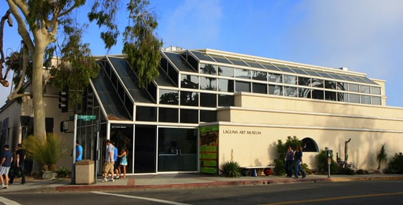 Photo of the Laguna Art Museum
