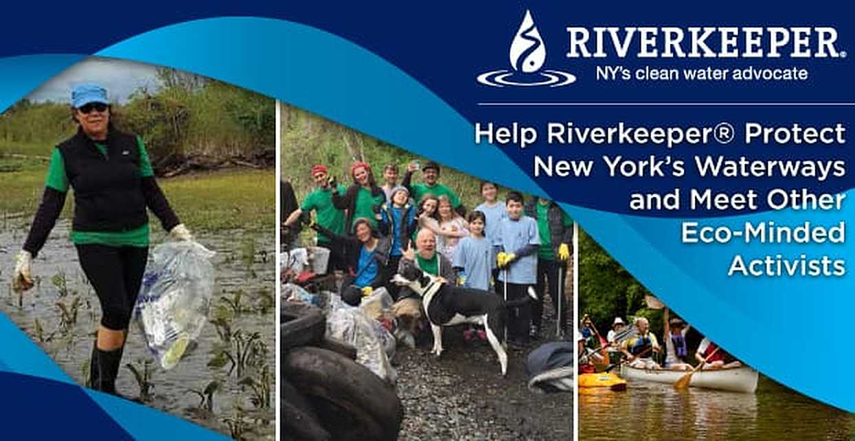 Help Riverkeeper® Protect the Hudson and New York's Waterways While Meeting Other Eco-Minded Conservationists and Philanthropists
