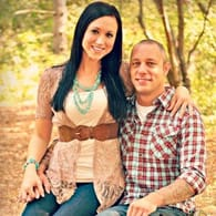 Photo of Corie and Brian, an eHarmony success story