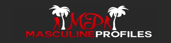 Photo of the Masculine Profiles logo