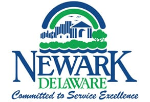 Photo of Newark's city logo