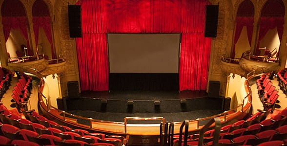 Photo of the Lexington Opera House