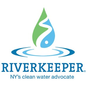 Photo of the Riverkeeper logo