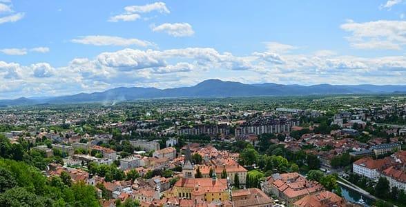 Photo of Ljubljana, Slovenia