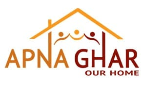 Photo of the Apna Ghar logo