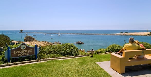 Photo of Lookout Point in Newport Beach