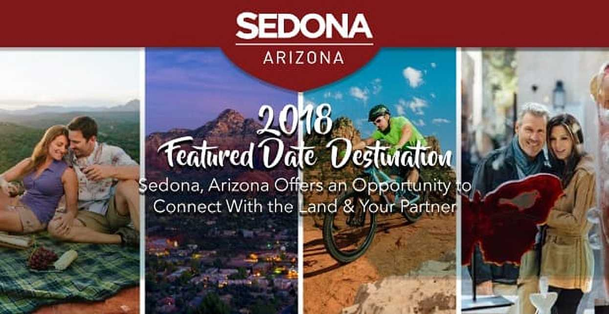 2018 Featured Date Destination: Sedona, Arizona Offers an Opportunity to Connect With the Land & Your Partner