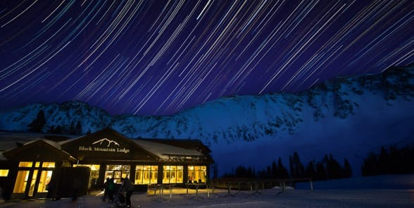 Photo of an A-Basin lodge