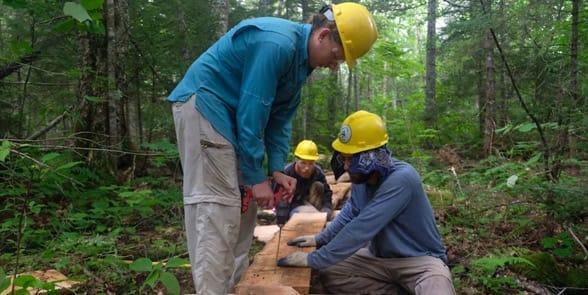Photo of MATC volunteers