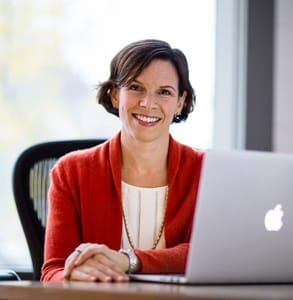 Photo of Sara Sutton Fell, CEO and Founder of FlexJobs