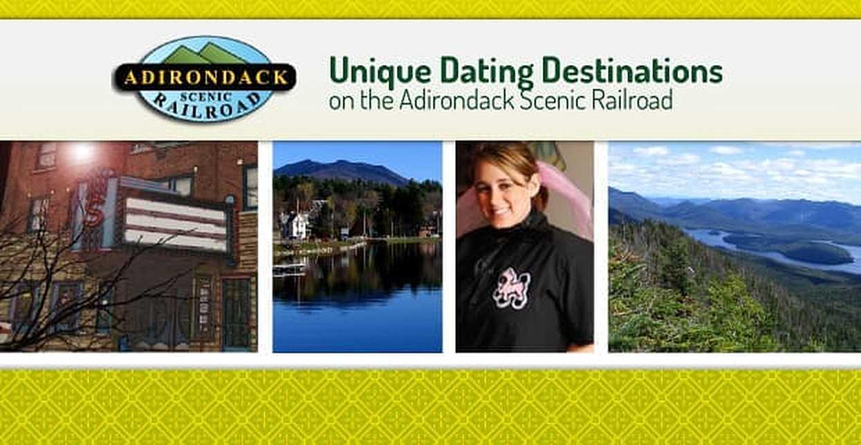 Unique Dating Destinations on the Adirondack Scenic Railroad