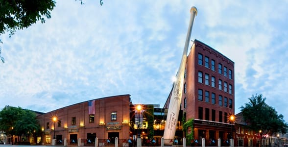 Photo of the Louisville Slugger Museum and Factory