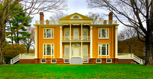 Photo of the Boscobel House