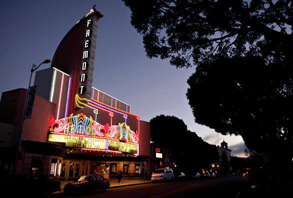Photo of Fremont Theater in San Luis Obispo