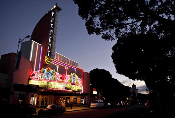 Photo of Fremont Theater in San Luis Obispo