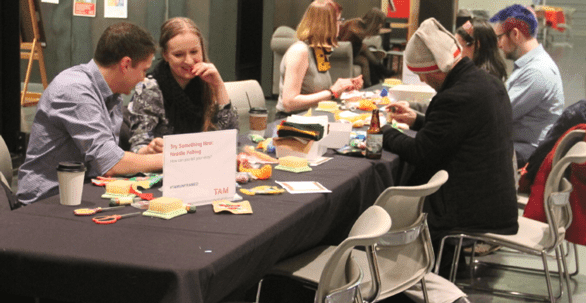Photo of UNFRAMED nights at the Tacoma Art Museum