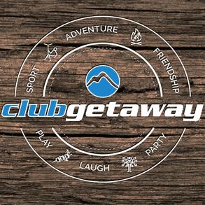 Photo of Club Getaway's logo