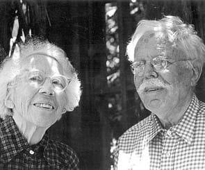 Photo of Frank and Josephine Duveneck