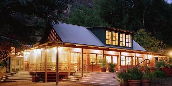 Photo of the Hidden Villa Hostel