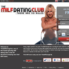 The MILF Dating Club