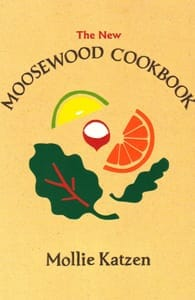 Cover of Moosewood Cookbook by Mollie Katzen