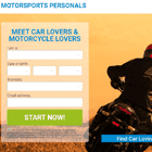 Motorsports Personals
