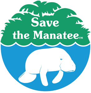 Photo of the Save the Manatee Club logo