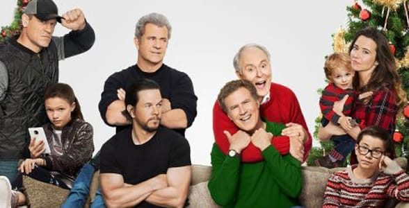 Photo of the cast of the post for Daddy's Home 2