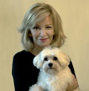 Photo of Debra Finerman, American author