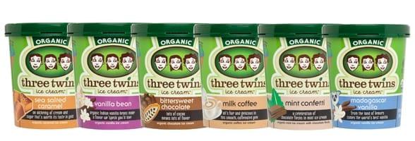 Photo of Three Twins ice cream