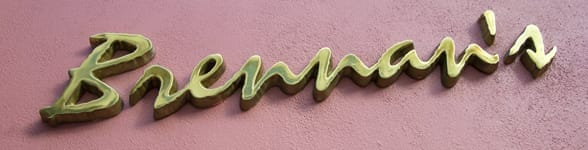 Photo of the Brennan's logo