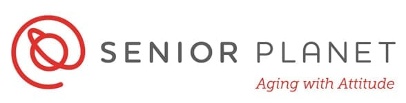 Photo of the Senior Planet logo