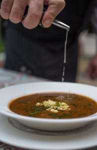 Photo of Turtle Soup served at Brennan's