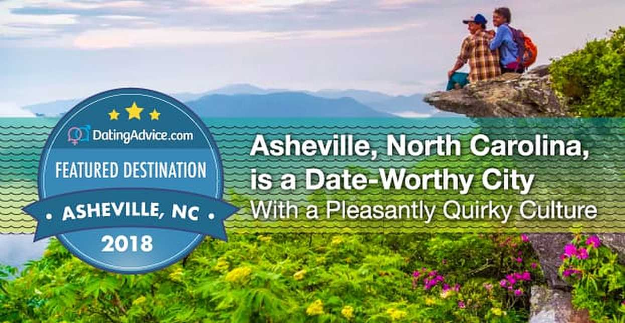 2018 Featured Destination: Asheville, North Carolina is a Date-Worthy City With a Pleasantly Quirky Culture