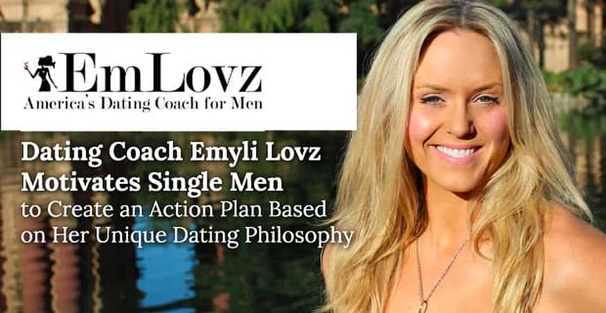 Dating Coach Emyli Lovz Motivates Single Men to Create an Action Plan Based on Her Unique Dating Philosophy