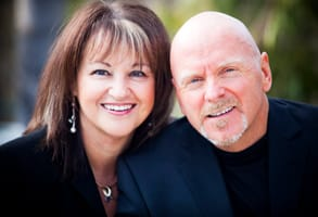 Photo of Tina and Ron Konkin, Founders of Relationship Lifeline