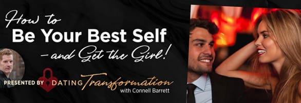 Screenshot of Connell Barrett's Facebook group banner