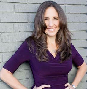 Photo of Michelle Jacoby, Founder of DC Matchmaking
