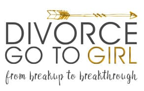 Photo of the Divorce Go To Girl logo
