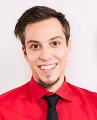 Photo of Markus Mellmann, Co-Founder and Head of Marketing for Candidate
