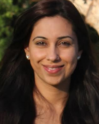 Photo of Malini Bhatia, Founder and CEO of Marriage.com