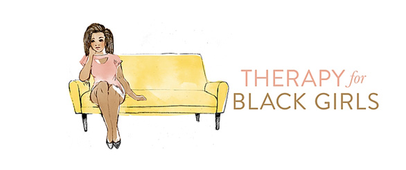 Photo of the Therapy for Black Girls logo