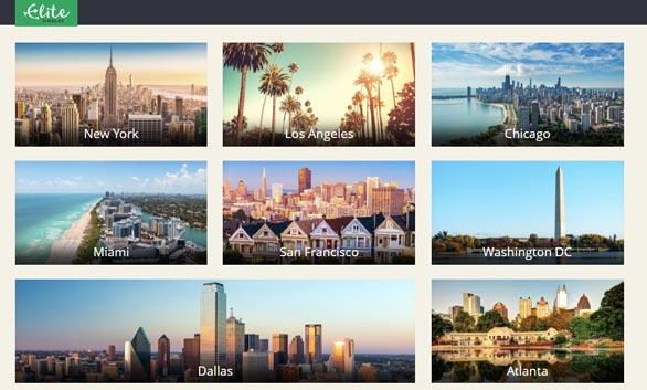 Photo of EliteSingles cities