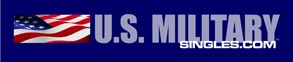 Photo of the US Military Singles logo