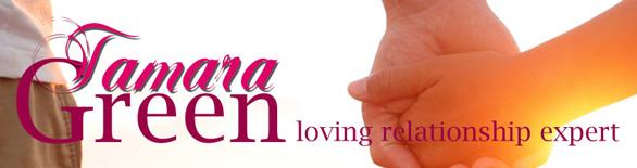 Screenshot of the Tamara Green logo