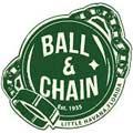 Ball & Chain Logo