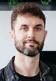Photo of David Yarus, JDate's Director of Brand Marketing