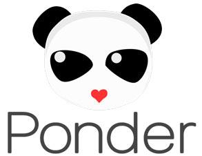 Photo of the Ponder app logo