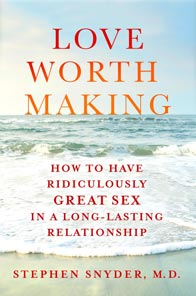 """Photo of """"Love Worth Making"""" book cover"""